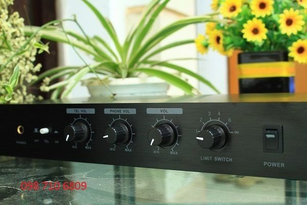 AMPLY TRUNG TÂM DB LH-8000