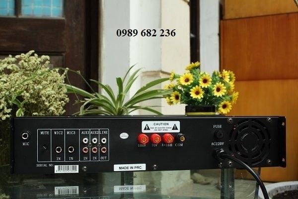 Cổng cắm Amply DB LP 60F