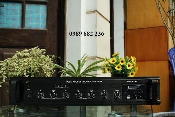 Amply DB LP 60F công suất 60W