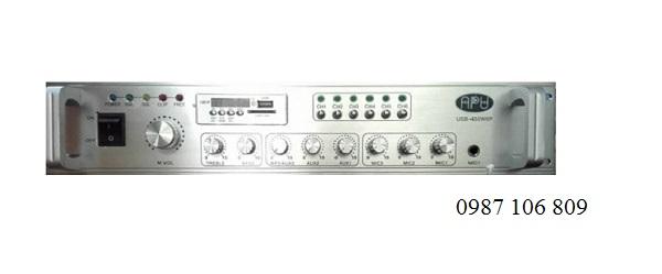 Amply APU USB 450W là sản phẩm chính hãng