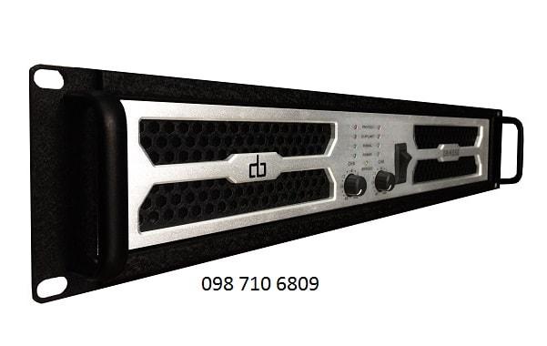 Thiết kế của CỤC ĐẨY DB K650