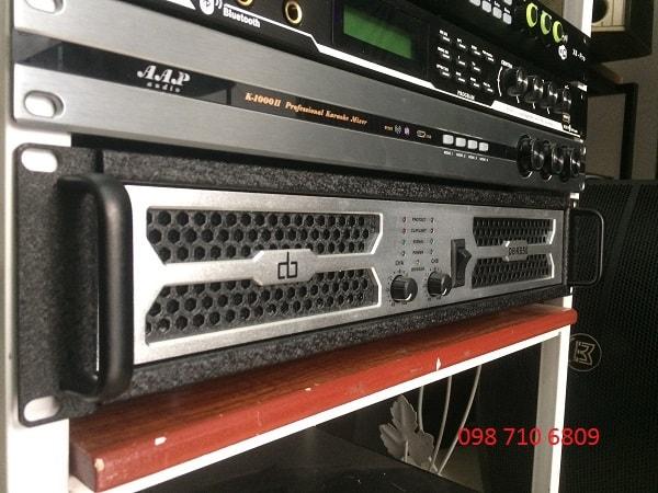 Ứng dụng của CỤC ĐẨY DB K650