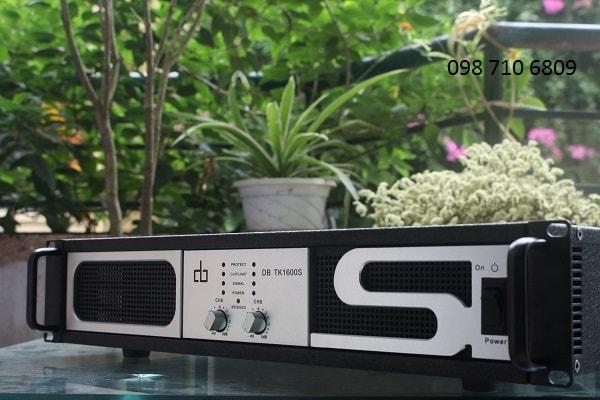 CỤC ĐẨY DB TK1600S thiết kế hiện đại