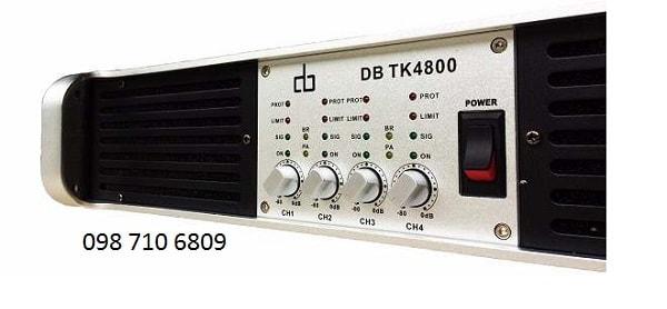 CỤC ĐẨY DB TK4800 thiết kế hiện đại