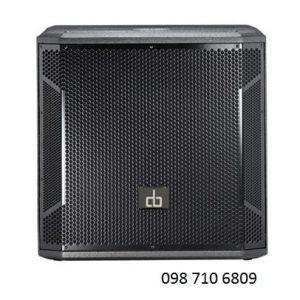 LOA SUB ĐƠN DB CTX 118S
