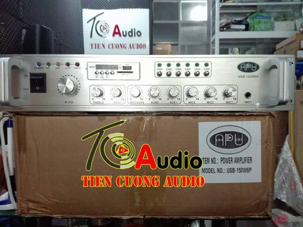 Amply APU 150W6P chất lượng