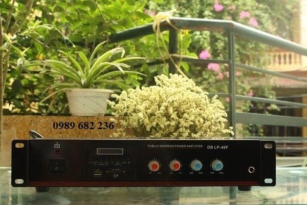 Amply DB LP 40F có công suất 40W