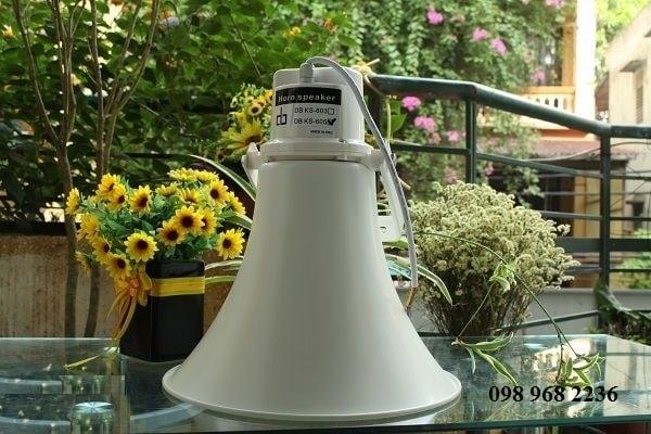 Thiết kế của LOA DB KS 605