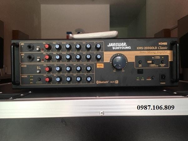 Amply KMS 203 GOLD Classic chính hãng