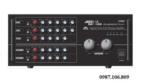 Amply PA-606 Gold Classic chất lượng cao