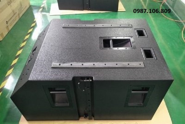 Thiết kế Loa array TL- sound SB 1002