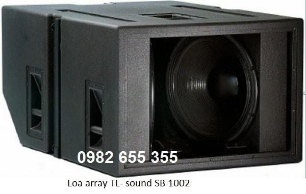 Loa array TL- sound SB 1002 siêu trầm