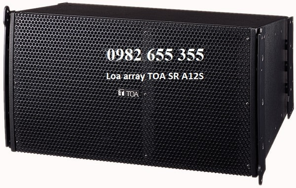 Loa array TOA SR-A12S chính hãng