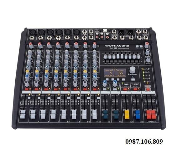 Mixer CMS 600 chất lượng cao