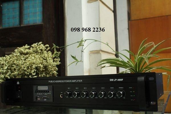 Amply DB LP 480F cao cấp