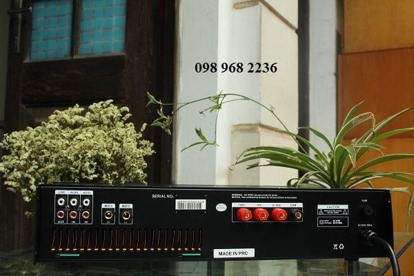 Amply DB LP 480F chính hãng