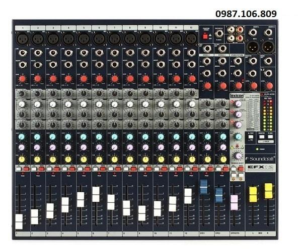 Bàn mixer EFX12 chính hãng