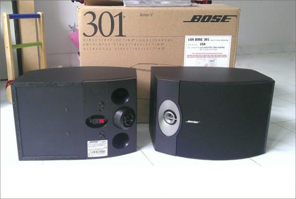 Loa Bose 301 seri V