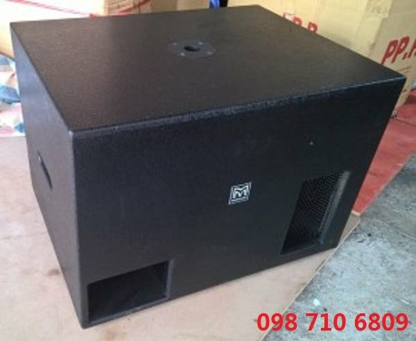Loa sub điện Martin M-1800 bass 40