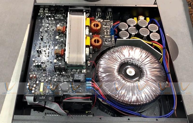 Cấu tạo bên trong củacục đẩy HOUS TC-3815
