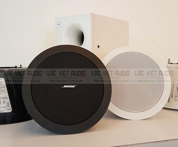 Lưu ý lthiết kế hệ thống loa âm trần đúng mục đích và lựa chọn thiết bị phù hợp